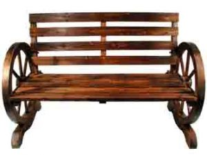 Holz Gartenbank, Holz Parkbank, Holz Sitzbank, Sitzbank aus Holz, Gartenbank aus Holz, Parkbank aus Holz